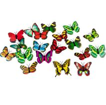 Motýl 3D na magnet