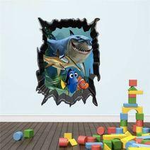 Nálepky na stěnu Hledá se Nemo