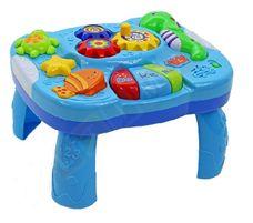 Naučný stolek se zvukovým panelem: Mořské zvířátka