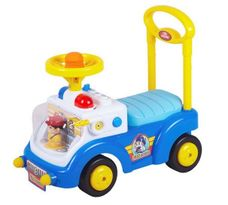 Odrážedlo Baby Mix HZ 530 - policie