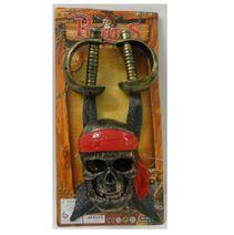 Pirátská souprava s maskou
