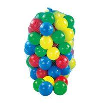 Plastové míčky do bazénku 50 ks / 5,5 cm
