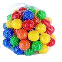 Plastové míčky do bazénku 50 ks / 8 cm