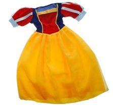 Plesové šaty princezny Sněhurky