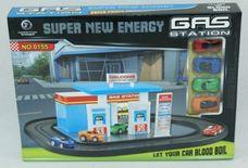 Čerpací stanice - GAS