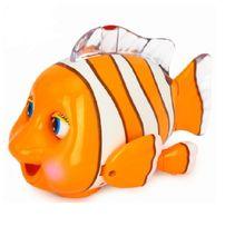 Pohybující rybka Nemo se zvukem