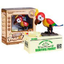 Pokladnička Interaktivní papoušek