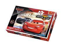 Puzzle 100 dílny Cars 3