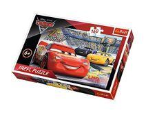 Puzzle 160 dílny Cars 3