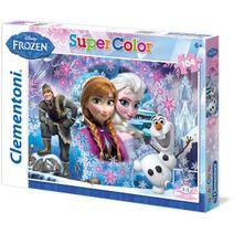 Puzzle Frozen 104 dílny