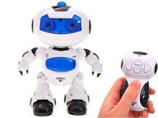 Robot na dálkové ovládání R /C