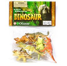 Sada dinosaurů - 6 ks