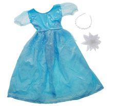Šaty ledové královny Elsy