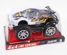 Sportovní auto 16 cm