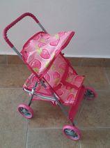 Sportovní kočárek pro panenky Baby Mix 9304M-1206