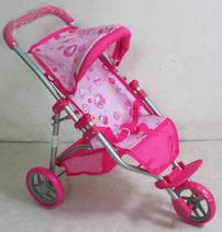 Sportovní kočárek pro panenky Baby Mix 9326C-M1001