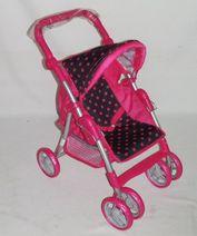 Sportovní kočárek pro panenky Baby Mix 9352-M1218