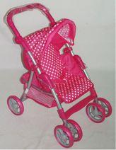 Sportovní kočárek pro panenky Baby Mix 9352-M1422