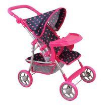Sportovní kočárek pro panenky Baby Mix 9366-M1218