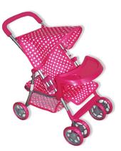 Sportovní kočárek pro panenky Baby Mix 9304BW-T M1422