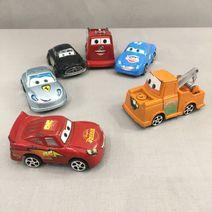 Souprava aut Cars - nižší kvalita
