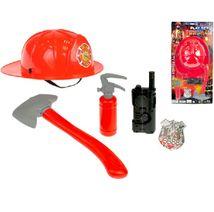 Souprava mladého hasiče