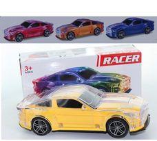 Svítící auto RACER 22 cm