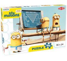 TACTIC Puzzle Mimion architekt 100 dílny