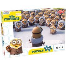 TACTIC Puzzle Mimoni 100 dílny - shromáždění