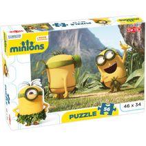 TACTIC Puzzle Mimoni 56 dílny - Banán