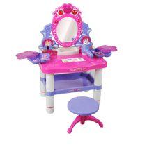 Toaletní stolek se židlí