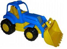 Traktor se lžící