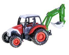 traktor -báger