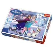 Trefl Puzzle Frozen Ledové království 160 dílny