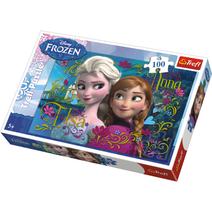 Trefl Puzzle Ledové království 100 dílny