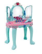 Velký toaletní stolek malé princezny