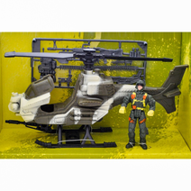 Vojenská helikoptéra SOLDIER FORCE