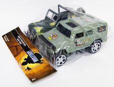 Vojenské auta terénní 16 cm