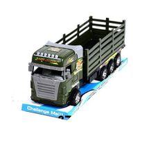 Vojenské auto nákladní