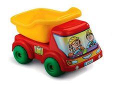 Vyklápěcí auto Bartek