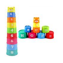 Zábavné naučné kostky pro děti