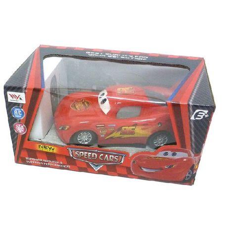 Auto Blesk McQueen 15 cm R /C