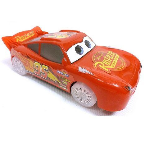 Auto Blesk McQueen se světlem a zvukem