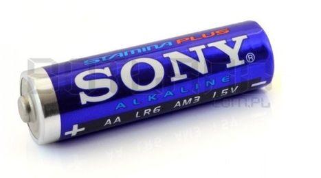 Baterie Sony AA 1,5V - 1 ks