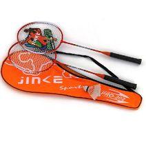 Badminton kovový oranžový