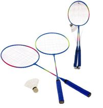Badmintonové rakety kovové