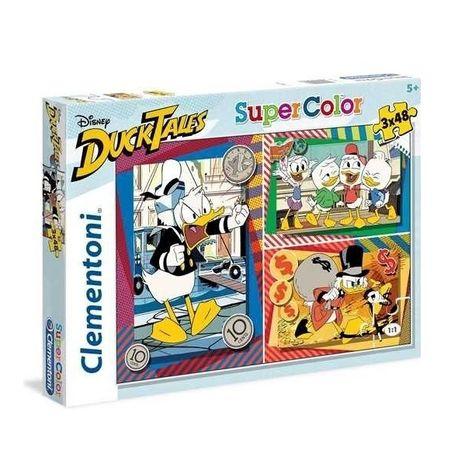 Clementoni puzzle kačer Donald 144 dílny