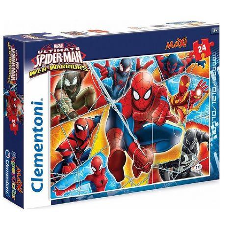 Clementoni puzzle Spider-Man Supercolor Maxi