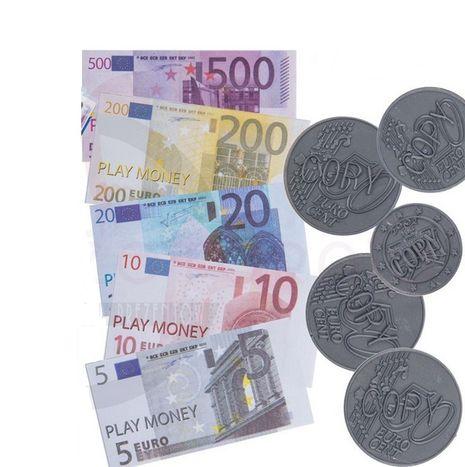 Dětské Euro peníze
