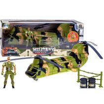 Dětský vojenský vrtulník